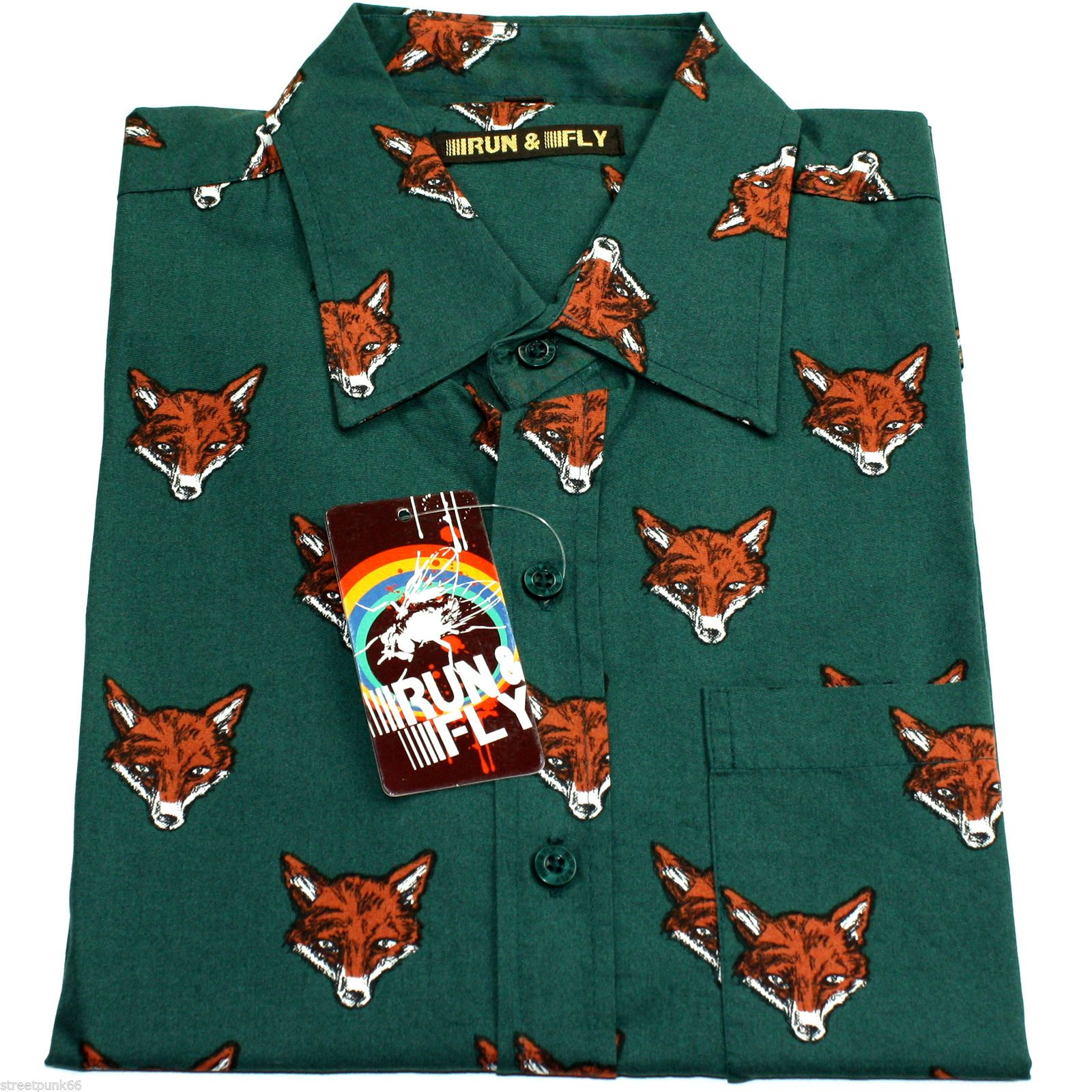 Retro Western Shirts For Men